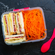 Free Download food in lunch box Nulled