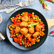 vegetables with meatballs - PhotoDune Item for Sale