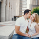 Free Download Loving couple walks in Chicago Nulled