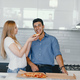 Free Download couple eating a pizza Nulled