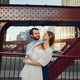 Free Download elegant couple in a city Nulled