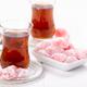 Turkish delights and tea - PhotoDune Item for Sale