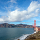 Famous Golden Gate Bridge, San Francisco USA - PhotoDune Item for Sale