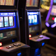 Gaming slot machines in casino - PhotoDune Item for Sale