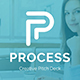 Creative Process Pitch Deck Powerpoint Template - GraphicRiver Item for Sale