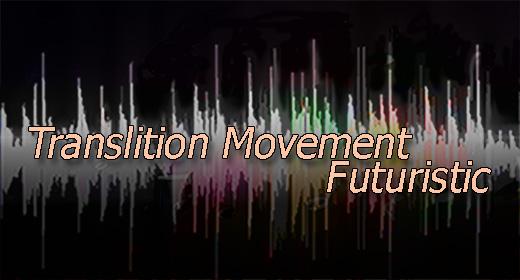 Transitions Movement Futuristic