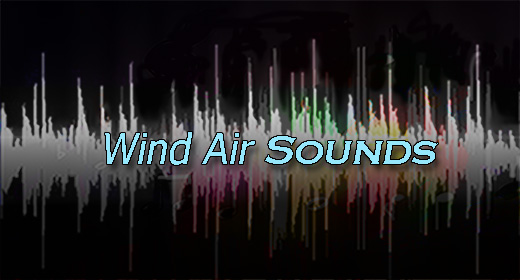 Wind Air Sounds