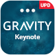 Gravity Keynote Presentation Template - Best Business Solutions - GraphicRiver Item for Sale
