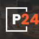 Free Download Pizzeola24 - Food Online Order  PSD Template Nulled