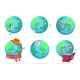 Ecology Emotion Nature Earth Globe - GraphicRiver Item for Sale