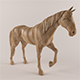 Wooden Horse-43 - 3DOcean Item for Sale