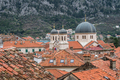 Red tiled rooftops in Kotor - PhotoDune Item for Sale