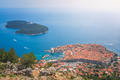 Dubrovnik Old Town from above - PhotoDune Item for Sale