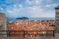 Rooftops of old houses in Dubrovnik - PhotoDune Item for Sale