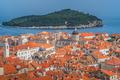 Historical old houses in Dubrovnik - PhotoDune Item for Sale