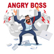 Angry Boss - GraphicRiver Item for Sale