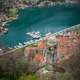 View of the Kotor Bay and Old Town - PhotoDune Item for Sale
