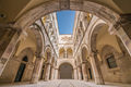 Arched inner courtyard in Sponza Palace - PhotoDune Item for Sale