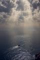 Lonely passenger boat in Dubrovnik - PhotoDune Item for Sale