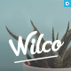 Free Download Wilco - Content Focused, Typography Blog Theme Nulled
