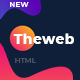 Free Download Thony - Creative Html Template Nulled
