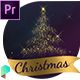 Noel - Christmas Greetins for Premiere Pro - VideoHive Item for Sale