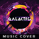 Galactic - Music Album Cover Artwork - GraphicRiver Item for Sale