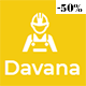 Davana - Responsive Industrial Business HTML Template - ThemeForest Item for Sale