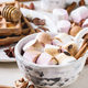 Cup of hot chocolate with marshmallow - PhotoDune Item for Sale