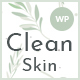 Free Download CleanSkin | Handmade Organic Soap & Natural Cosmetics Shop WordPress Theme Nulled