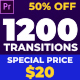 Modern Transitions | For Premiere PRO - VideoHive Item for Sale