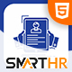 SmartHR - HR, Payroll & Project Mngt Admin Template - ThemeForest Item for Sale