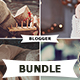 Free Download 4 IN 1 Photoshop Actions Bundle Nulled
