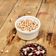 Bowls of various Collection set of beans and legumes. - PhotoDune Item for Sale