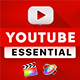 Youtube Essential Library | Final Cut Pro X - VideoHive Item for Sale