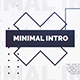 Minimal Intro - VideoHive Item for Sale