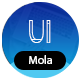 Free Download Mola - Creative Minimal Portfolio Template Nulled