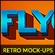 Free Download 10 Retro Mock-Ups vol. 04 Nulled
