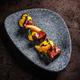 Deer sirloin with sweet potato puree - PhotoDune Item for Sale