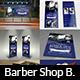 Free Download Barber Shop Advertising Bundle Vol.2 Nulled