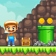 Free Download Super Boy Adventure - Buildbox template Android & Ios Game Nulled