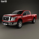 Free Download Nissan Titan King Cab SV 2017 Nulled