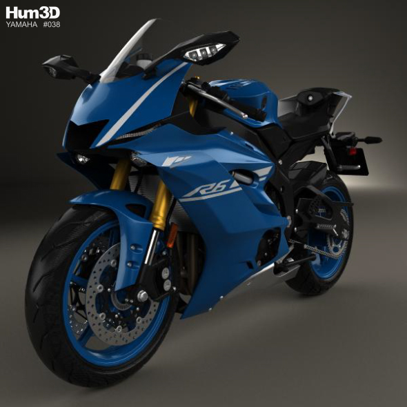 Yamahas Global Debut of New YZF-R6 Highlights Opening Day