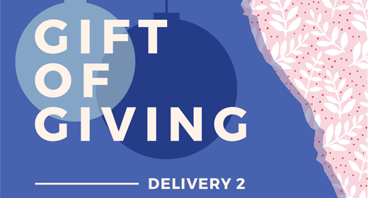 Gift of Giving Freebies - 2nd Delivery