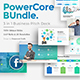 PowerCore 3 in 1 Pitch Deck Bundle Powerpoint Template - GraphicRiver Item for Sale