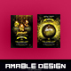 Free Download 2 in 1 Church Chirstmas Flyer/Poster Bundle Nulled