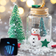 Holiday Particle Transitions - VideoHive Item for Sale