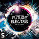 Future Electro CD Album Artwork - GraphicRiver Item for Sale