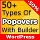 Popover Builder Responsive WordPress Plugin - CodeCanyon Item for Sale