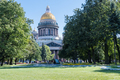 saint petersburg landscape of St. Isaac's Cathedral, Russia. - PhotoDune Item for Sale